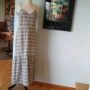 Asos Spaghetti Strap Pullover Dress Size 6